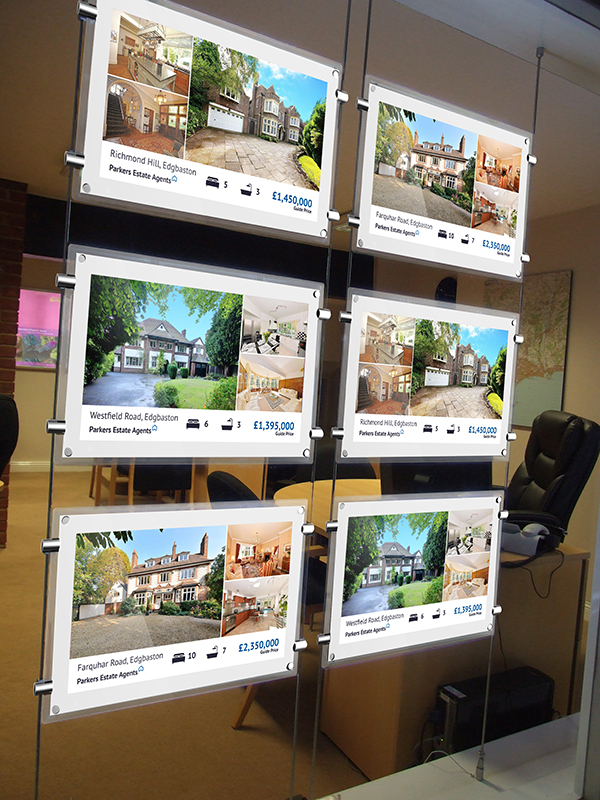 Estate Agents Window 15