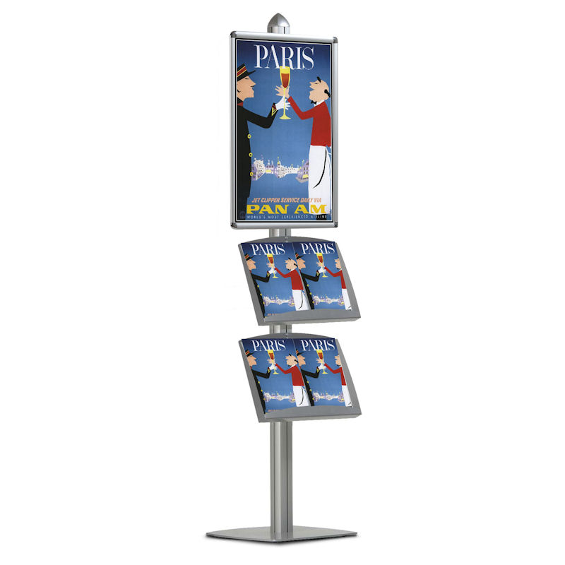 Dynamic Display Stands