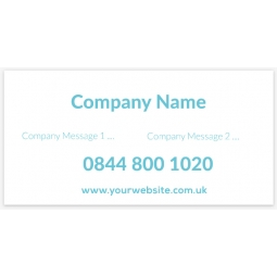 Personalised Sign - 121