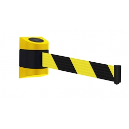 Health and safety extra long barrier