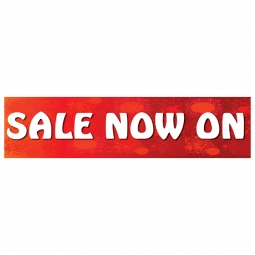 Sale Now On - Banner 193