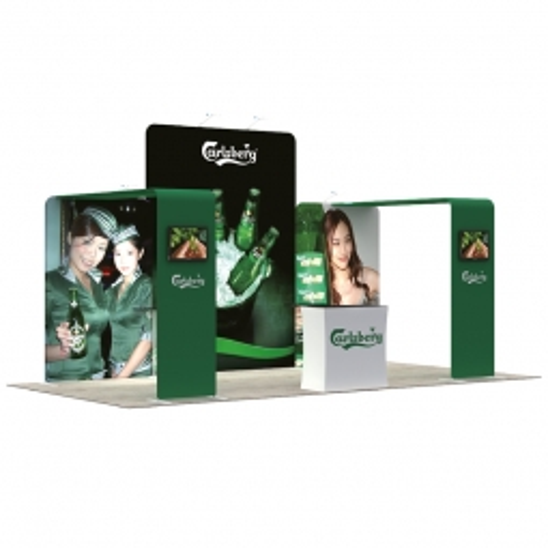 Display Marketing Stand