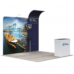 Tension Fabric Displays System