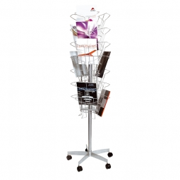 Brochure Carousel Display
