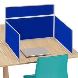 Eonomical folding Privacy Screen to help with social distancing