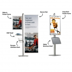 Dynamic Stands - Create Your Own