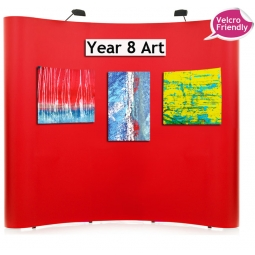 3x4 Fabric Pop-Up Stands