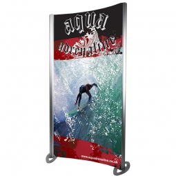 1000 mm curved graphic panel