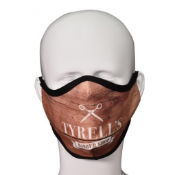 Luxury Face Mask - Custom printed