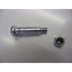 35mm Long Nylock Nut and Bolt