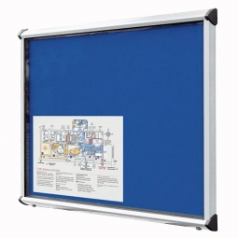 Shield Exterior Pinnable Noticeboard