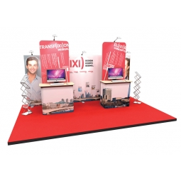 Small Modular Display Stand - 3x4m