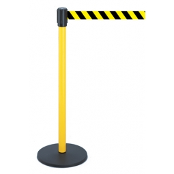 Retractable Safety Barriers