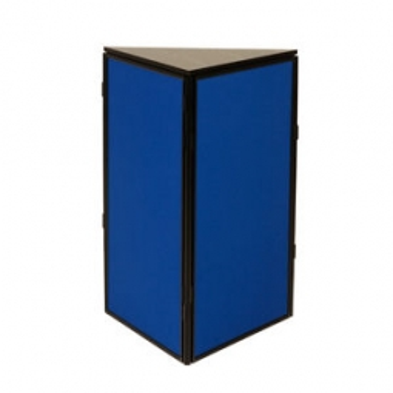 3 Panel Triangle Plinth