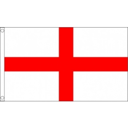 St George Flag - 5ft x 3ft - Durable
