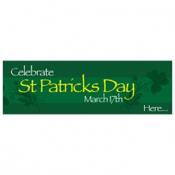 St Patrick's Day - Banner 166
