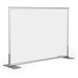900 x 700mm Table Top Barrier Screen