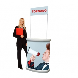 Tornado Outdoor Information Kiosk