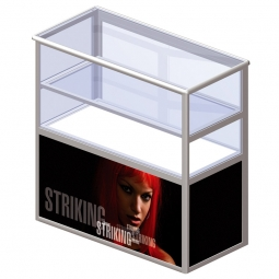Portable Product Display Case