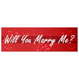 Will You Marry Me - Banner 131