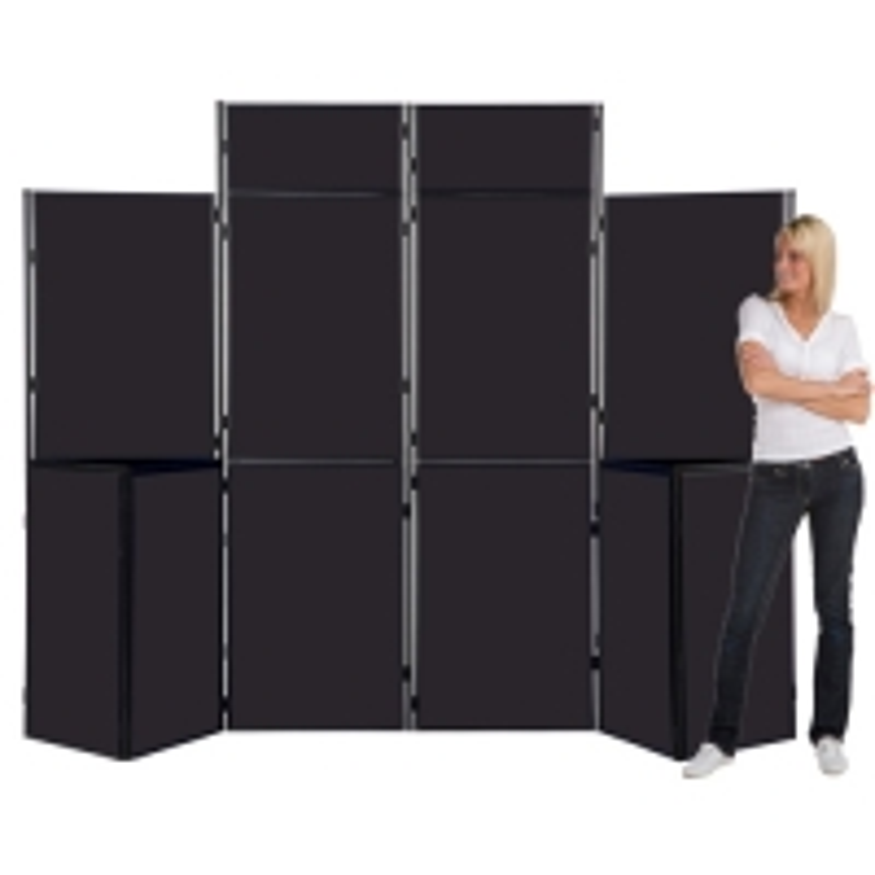 12 Panel Slimflex Pole & Panel