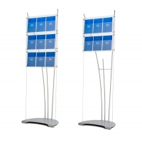 A5 Deluxe Brochure Stand