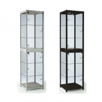 Folding Display Cabinets