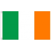 Printed Flag of Ireland - 5ft x 3ft Polyester Flag