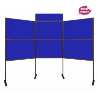 Velcro friendly display board
