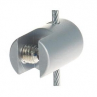 Small Cable Panel Clamp - Up to 4mm thick