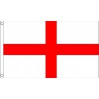 St George Flag - 8ft x 5ft - Promotional