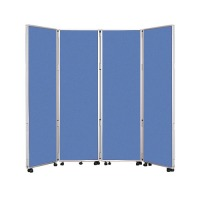 1800mm Easy Clean Office Divider