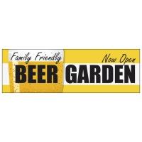 Beer Garden - Banner 108