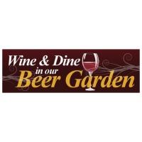 Beer Garden - Banner 106