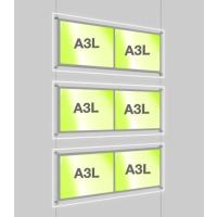 LED Light Pocket Display