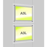 LED Poster Light Pockets