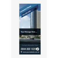 Business Banner 15 - Banner Stand 135
