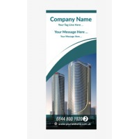 Business Banner 17 - Banner Stand 137