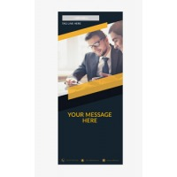 Business Banner 19 - Banner Stand 139