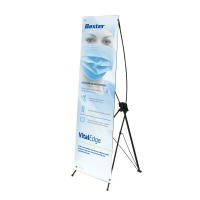 Spring Banner Stand