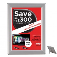 Counter Poster Display Frame