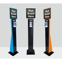 Custom Printed Freestanding Hand Sanitiser Stand