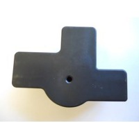 DC-40 (Regular Use Tent) - Top Bracket from Middle Leg on 3M x 6M