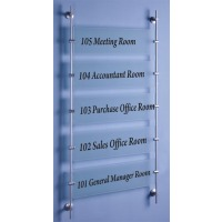 Exterior Directory Signs