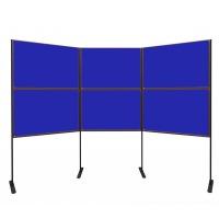 Velcro friendly display board