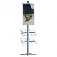 Point of sale pole display