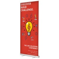 Our Lowest Cost Banner Stand