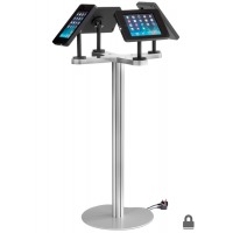 Multi iPad Holder Display