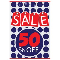 Sale - Poster 124