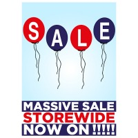 Massive Sale - Poster 117